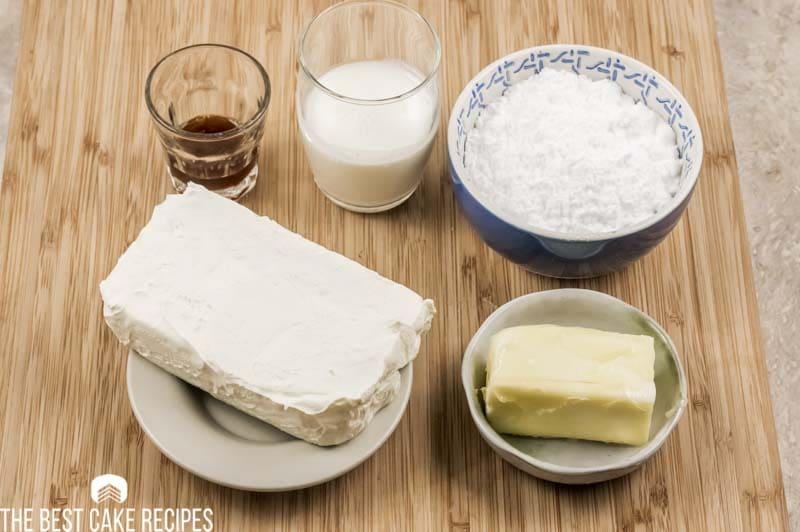 keto frosting ingredients