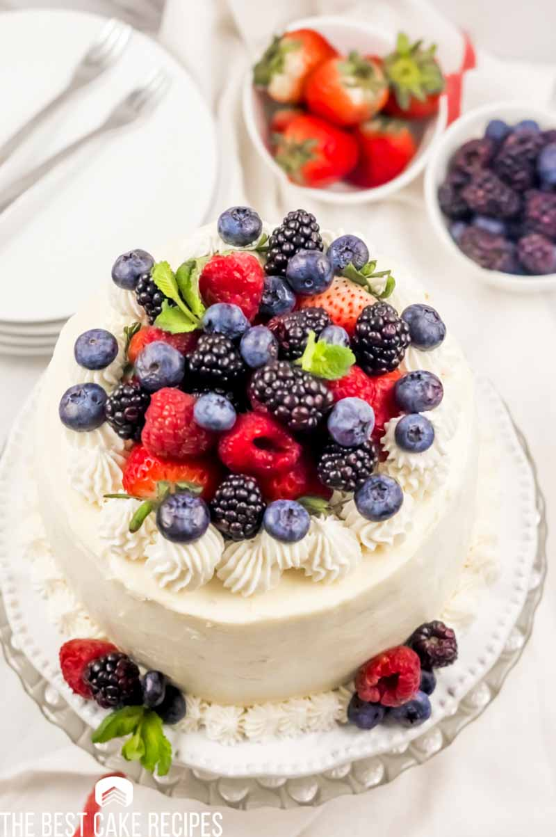 Keto Angel Food Cake Recipe
