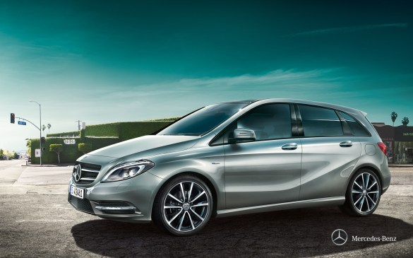 Th B-Class B-180 - Imported beauty! ;)