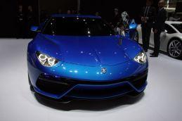Lamborghini Asterion - front profile