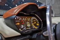Lamborghini Asterion - the digital instrument cluster