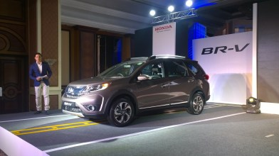 The Honda BRV