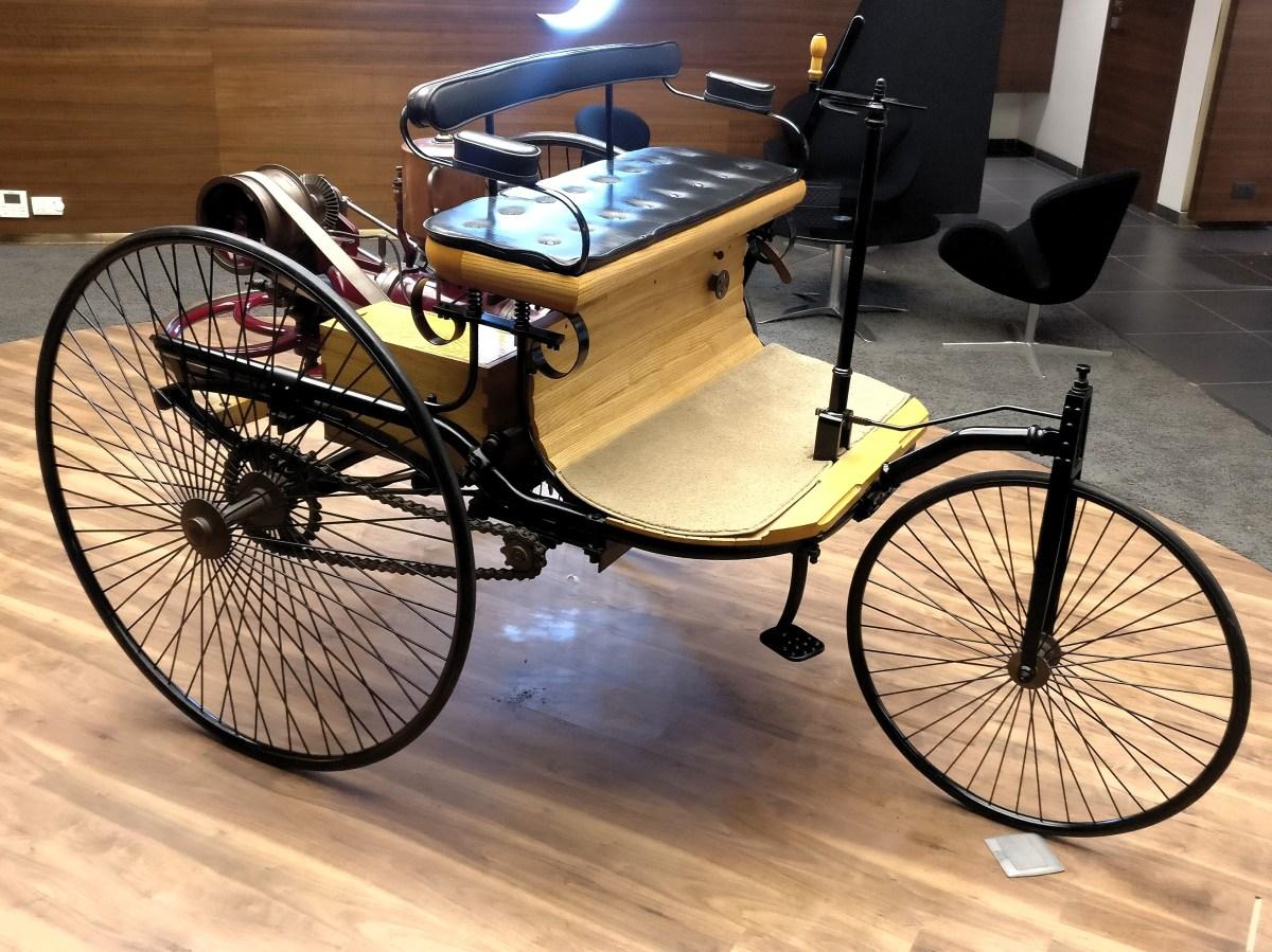 Benz Patent Motor Wagen