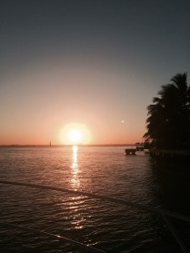 key biscayne, miami, florida, sunset, the best dress up