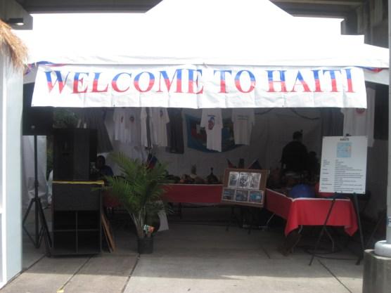 Welcome to Haiti :)