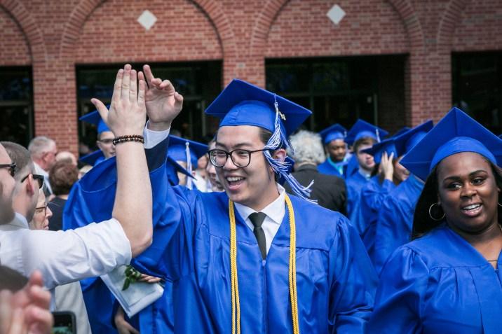 WLHS Graduation