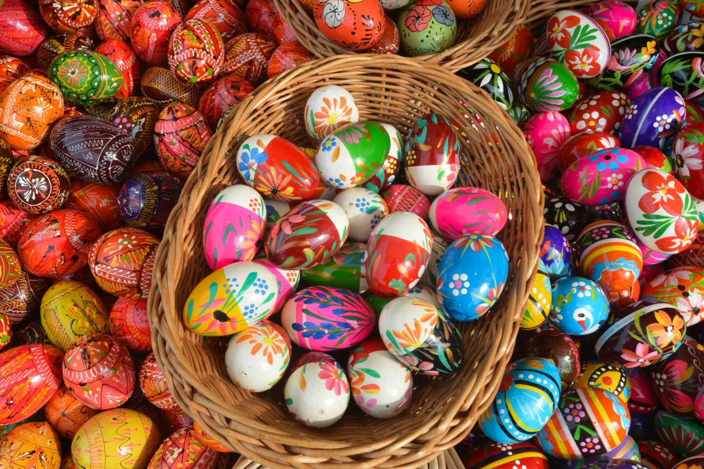 Annual Traditional Easter Market in Krakow