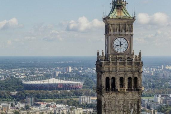 Jedne z architektonicznych ikon miasta. // One of the architectural icons of the city.