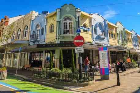 Christchurch-street