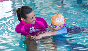 Sports and Aquatic Centre, swimming programs
