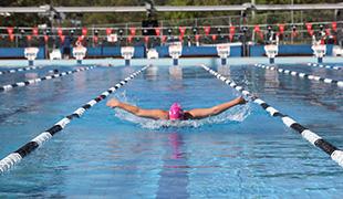 Swimming pool facilities