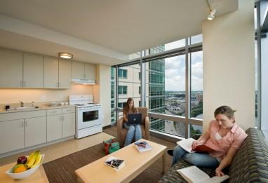 Housing Complex, Boston University