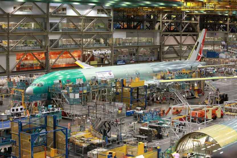 777 Assembly Line 2