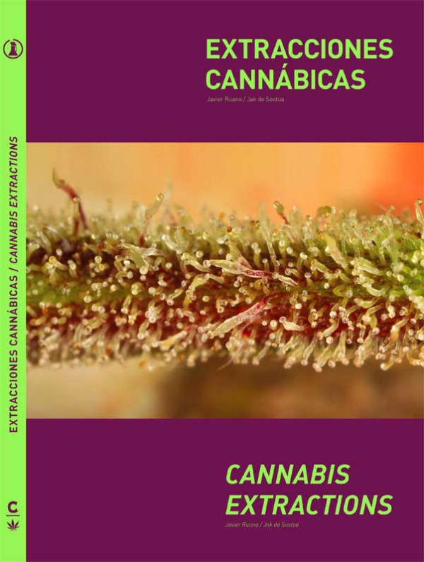 book cannabis extractions