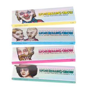PAPER SILVER LION ROLLING CIRCUS (50U)