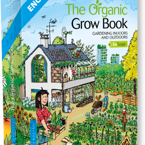 The Organic Grow Book – Karel Schelfhout, Michiel Panhuysen
