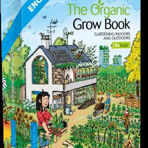 The Organic Grow Book – Karel Schelfhout, Michiel Panhuysen
