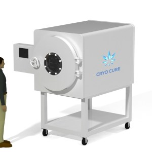 CRYO CURE DRYING & CURING MACHINE MODEL CC350
