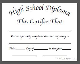 diploma templates