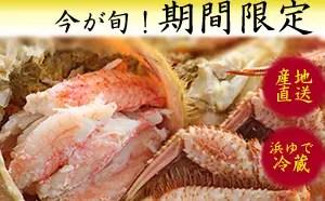 オホーツク枝幸産 浜ゆで毛ガニ500g×3尾