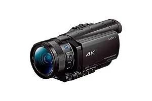 ソニーデジタル4Kビデオカメラ