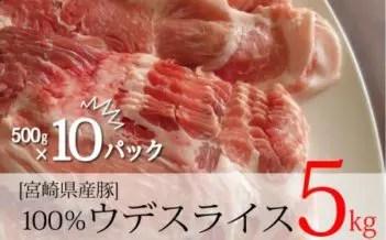 宮崎県産豚ウデスライス