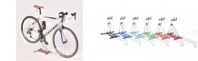 ロードバイク 整備が出来るディスプレイスタンド