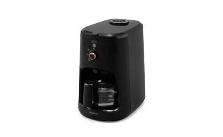 還元率3位 31.20% アイリスオーヤマ 全自動コーヒーメーカー BLIAC-A600-B ブラック 寄付金額30,000円