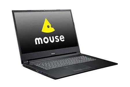 マウスコンピューター 大画面17.3型ノートPC m-Book W890BN-M2S2