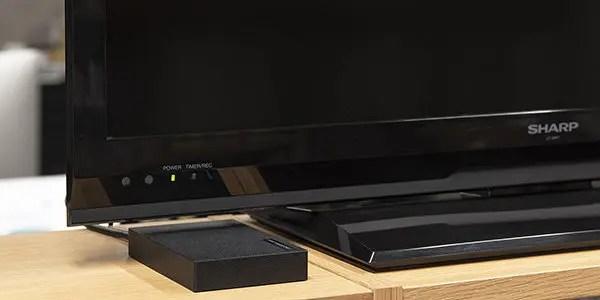LHD-PBR手軽にテレビで使える
