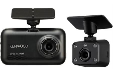 スタンドアローン型前後撮影対応2カメラドライブレコーダーDRV-MR740