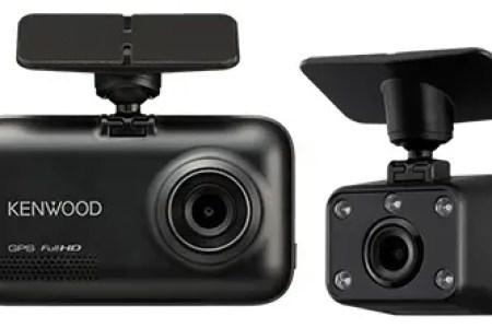 スタンドアローン型車室内撮影対応2カメラドライブレコーダーDRV-MP740