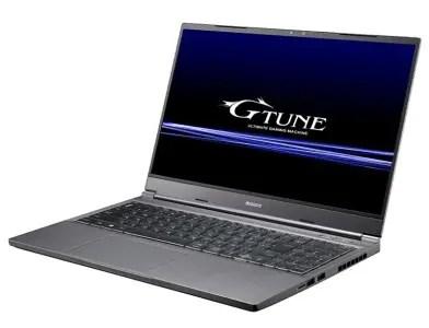 ゲーミングノートPCブランド「Gtune」