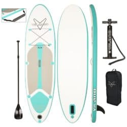 Vilano Journey Inflatable Standup Paddleboard Review