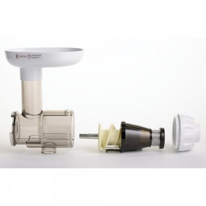 Omega J8003 Feed tube and gear