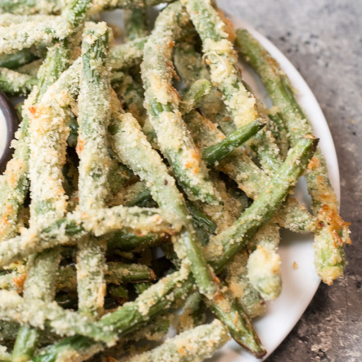 Crispy Green Bean Fries Low Carb Air Fryer And Oven The Best