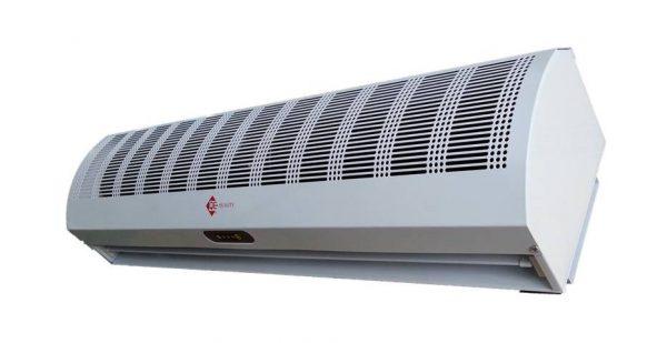qe 60 air curtain fly fan w remote 115 v