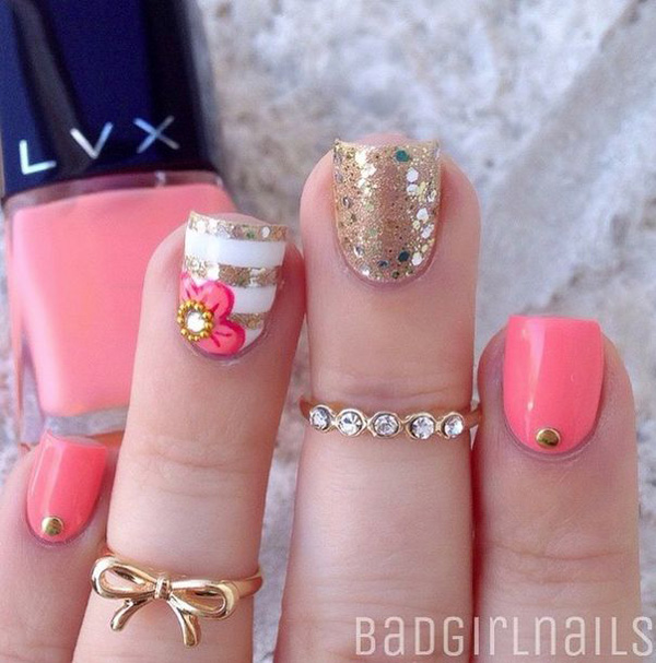 Nail Art Ideas For Summer