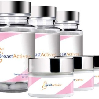 Breast Actives All Natural Breast Enhancement