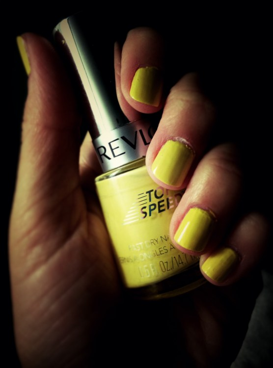 Revlon Speed Finish Nail Polish