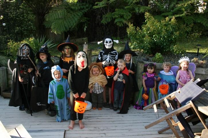 Happy Halloween 2007!