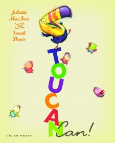 Toucan Can - Front cover