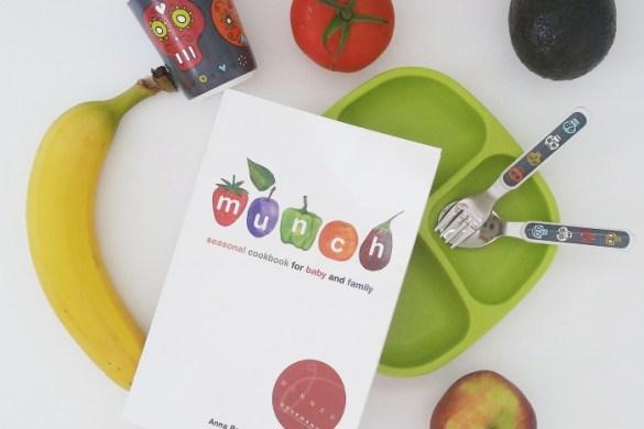 Munch Cookbook Mummy Blog NZ