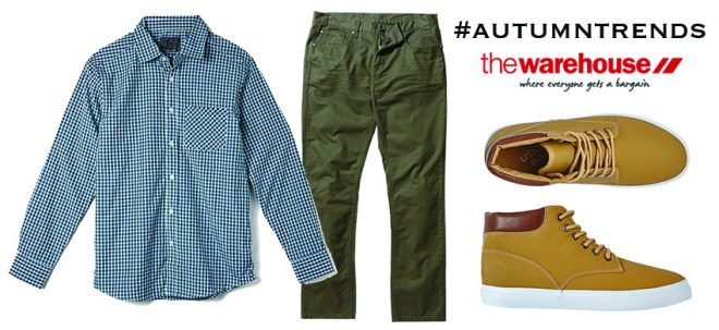 Autumn Mens Trends The Warehouse Mummy Blog NZ