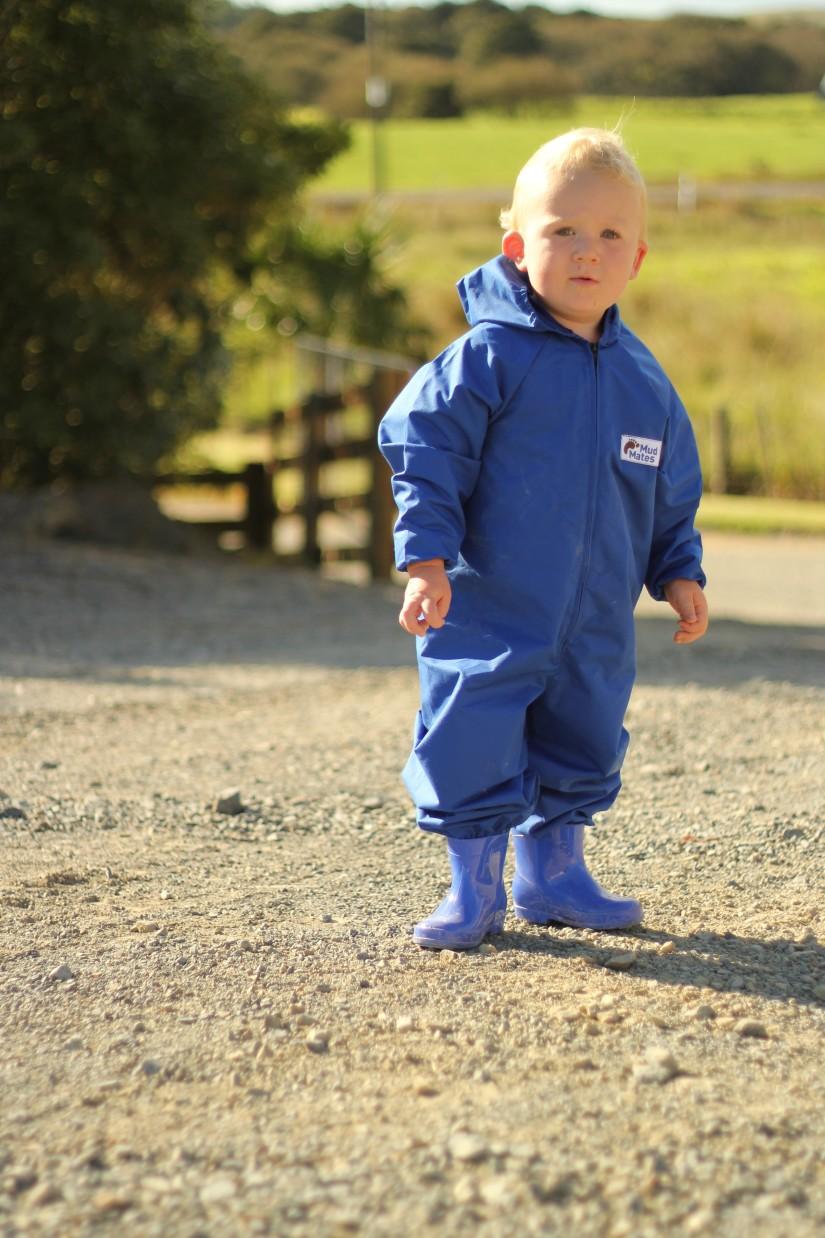 Mudmates Coveralls NZ Blog review