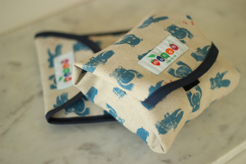 Munch Reusable Food Wraps NZ Mummy Blogger