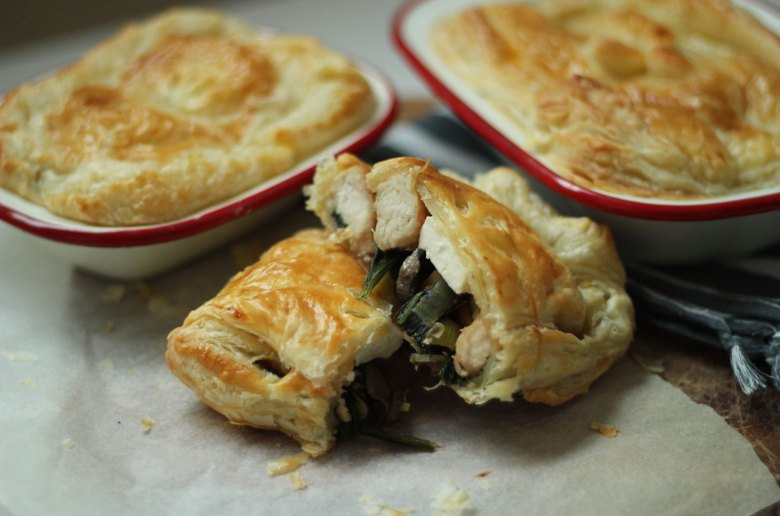 Mummy Auckland Blogger New Zealand Chicken Pie Recipe