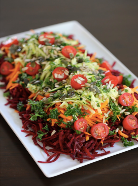 Top Mummy Blog new Zealand Top Salad