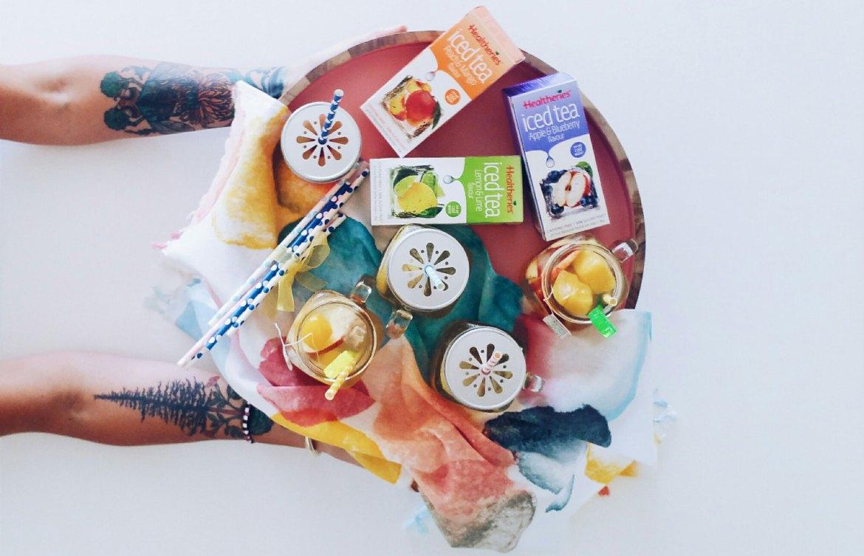 New Zealand's Top Mummy Blogger Blog Fruit Tea Recipes