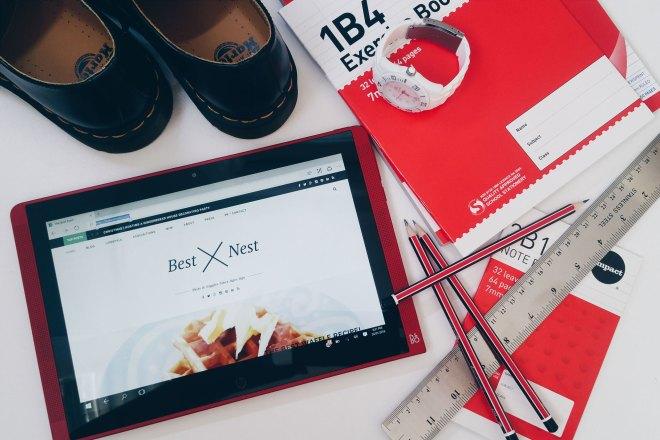 New Zealand's Top Mummy Blogger Blog School BYOD